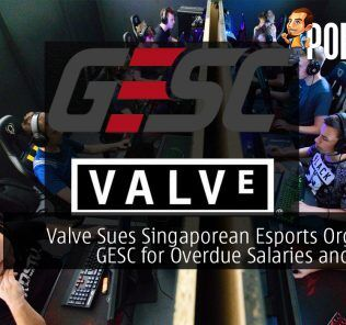 Valve Sues Singaporean Esports Organizer GESC for Overdue Salaries and Prizes