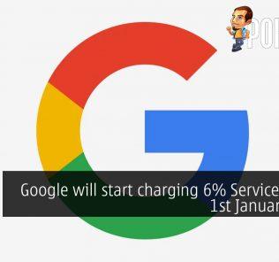 Google will start charging 6% Service Tax on 1st January 2020 20