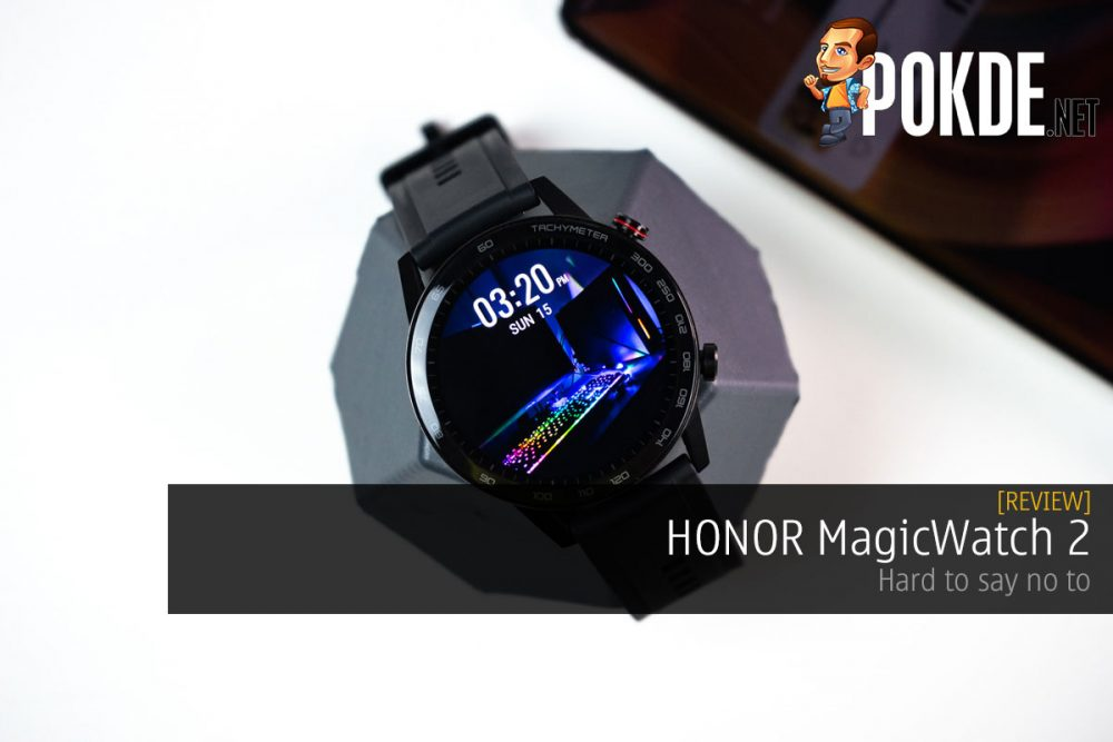 HONOR MagicWatch 2 Review — hard to say no to 24