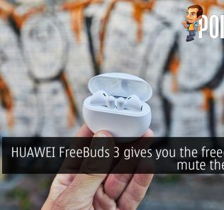 HUAWEI FreeBuds 3 gives you the freedom to mute the world 21