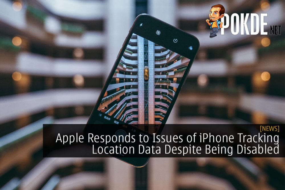 Apple Responds to Issues of iPhone Tracking Location Data Despite Being Disabled
