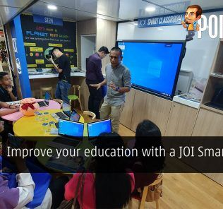 Improve your education with a JOI Smartboard 29