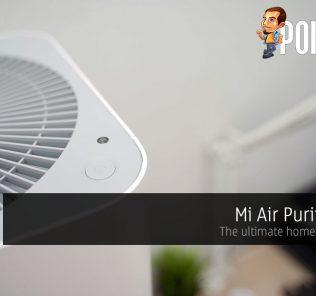 Mi Air Purifier Pro, the ultimate home air purifier 25