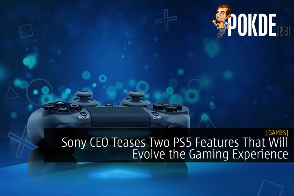 Sony CEO Teases Two PS5 Features That Will Evolve the Gaming Experience