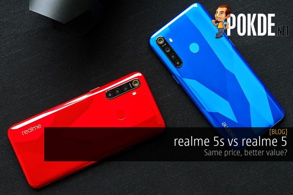 realme 5s vs realme 5 — same price, better value? 18