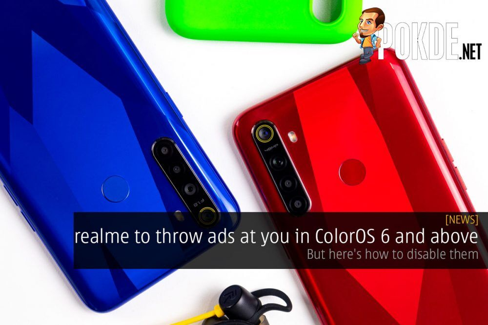 realme ads