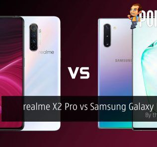 realme X2 Pro vs Samsung Galaxy Note10 — by the numbers 27
