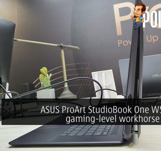 ASUS ProArt StudioBook One W590 is a gaming-level workhorse laptop! 23