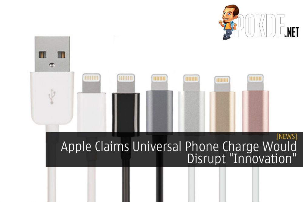 """Apple Claims Universal Phone Charge Would Disrupt """"Innovation"""" 23"""