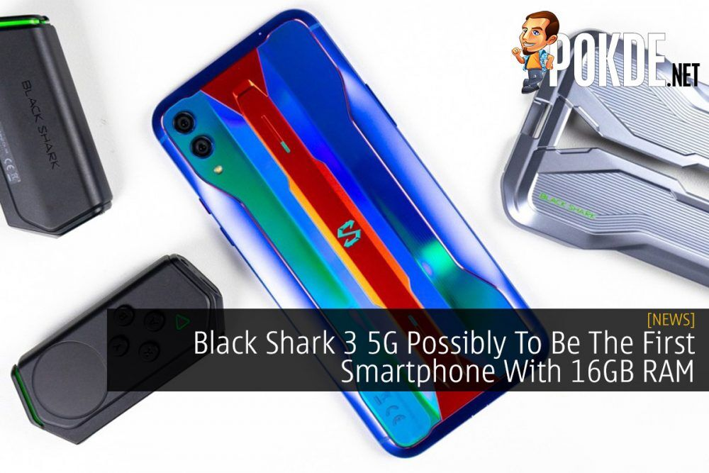 Black Shark 3 5G Possibly To Be The First Smartphone With 16GB RAM 19