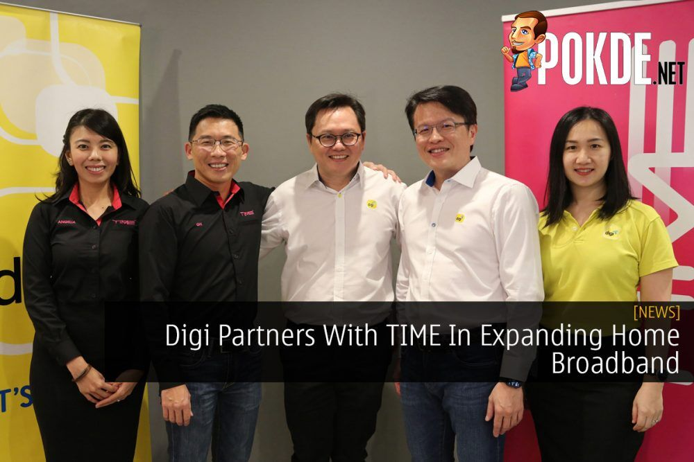 Digi Partners With TIME In Expanding Home Broadband 20