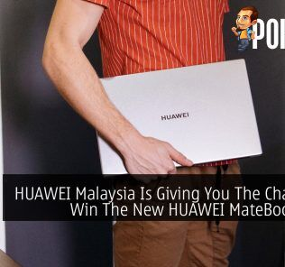 HUAWEI Malaysia Is Giving You The Chance To Win The New HUAWEI MateBook D 15 24