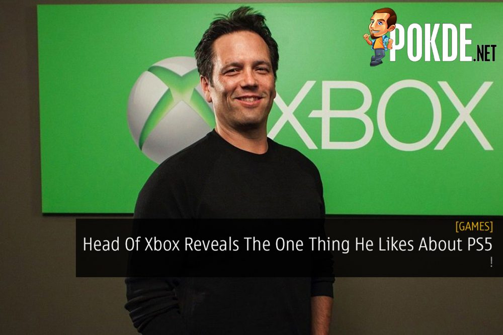 Head Of Xbox Reveals The One Thing He Likes About PS5 23