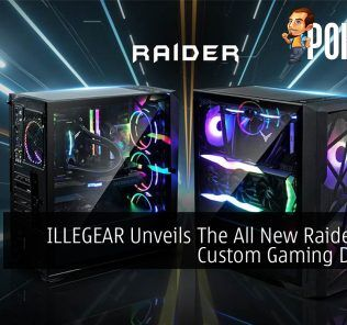 ILLEGEAR Unveils The All New Raider 2020 Custom Gaming Desktop 23