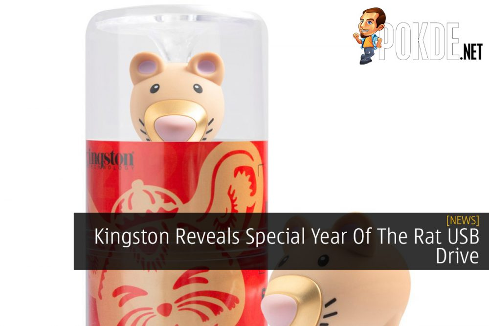 Kingston Reveals Special Year Of The Rat USB Drive 17