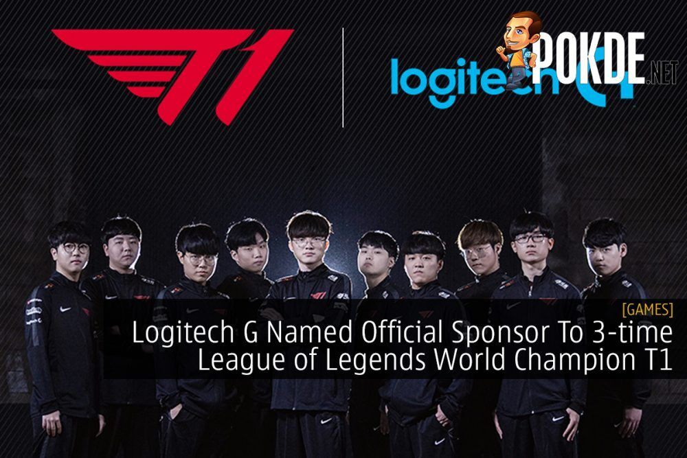 Logitech G Named Official Sponsor To 3-time League of Legends World Champion T1 20