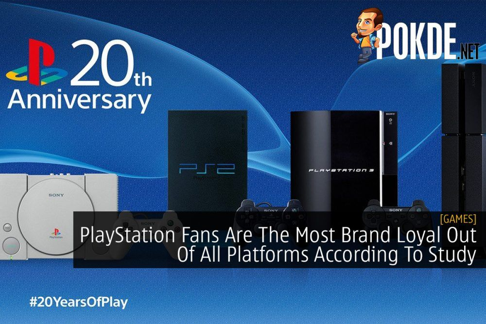 PlayStation Fans Are The Most Brand Loyal Out Of All Platforms According To Study 23