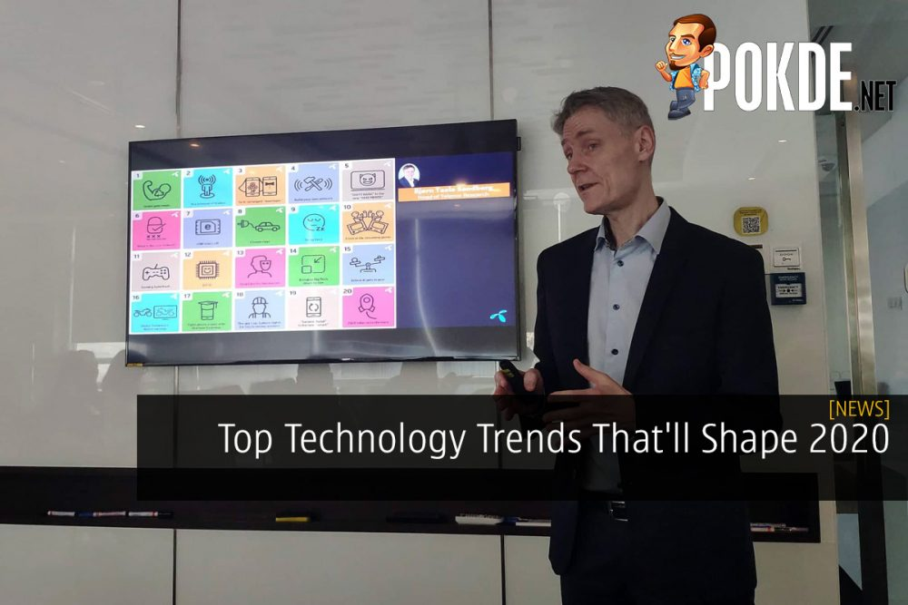 Top Technology Trends That'll Shape 2020 21