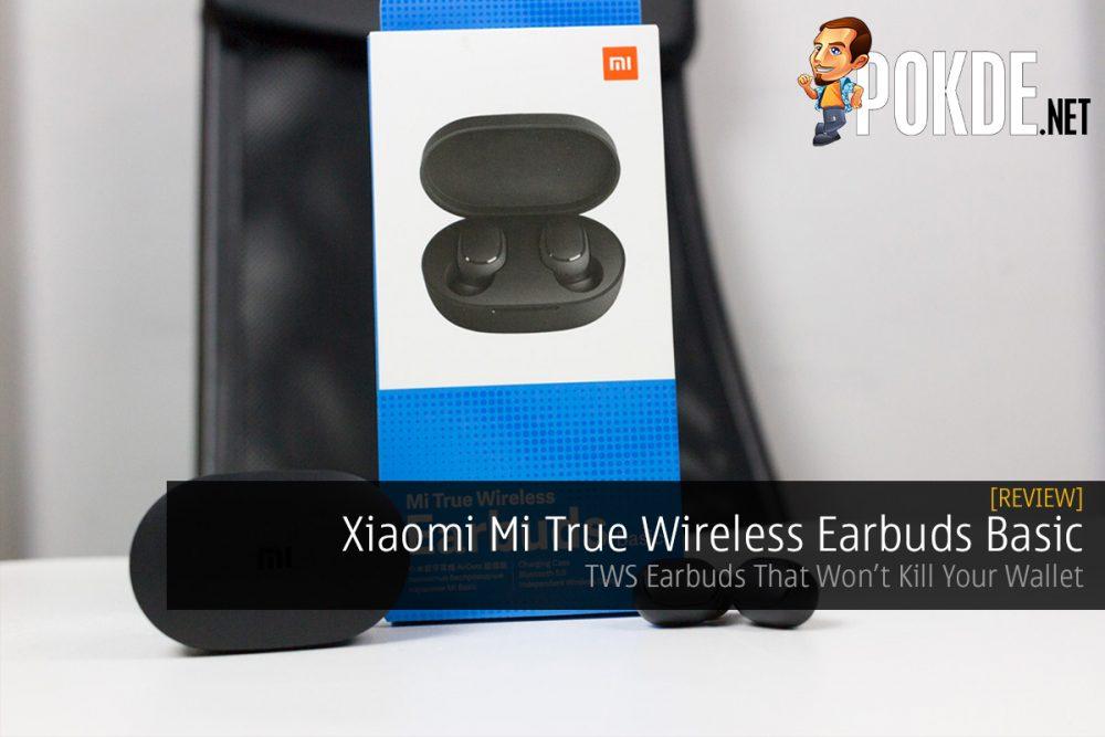 Xiaomi Mi True Wireless Earbuds Basic Review — TWS Earbuds That Won't Kill Your Wallet 25