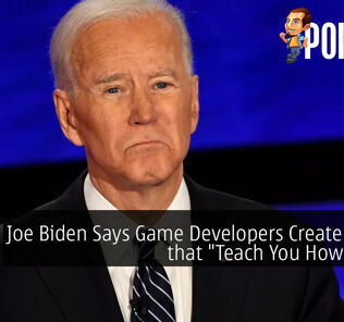 "Joe Biden Says Game Developers Create Games that ""Teach You How to Kill"""