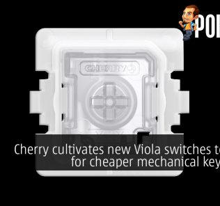 Cherry cultivates new Viola switches to allow for cheaper mechanical keyboards 25