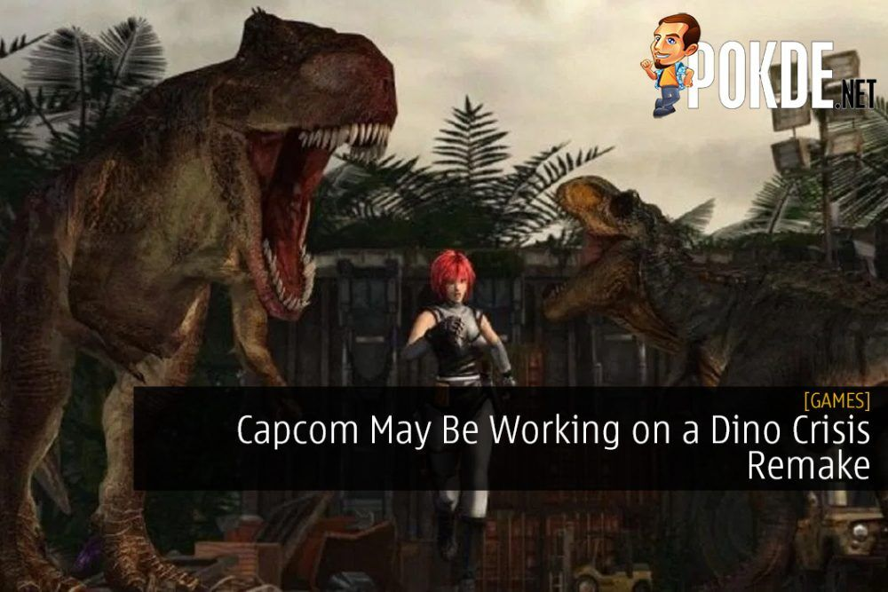 Capcom May Be Working on a Dino Crisis Remake