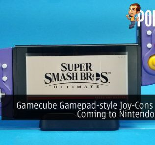 Gamecube Gamepad-style Joy-Cons May Be Coming to Nintendo Switch