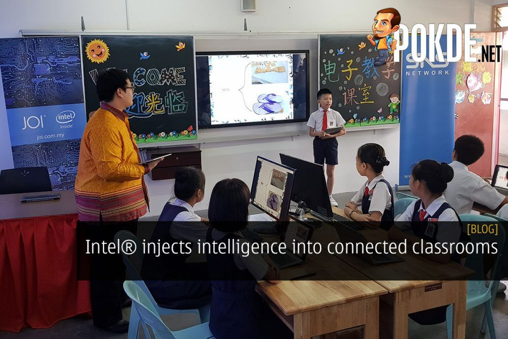 Intel injects intelligence into connected classrooms 21