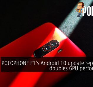 POCOPHONE F1's Android 10 update reportedly doubles GPU performance 26