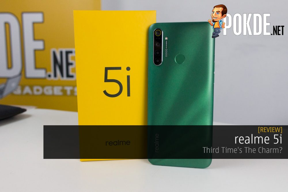 realme 5i Review — Third Time's The Charm? 20