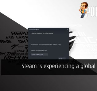 [UPDATE] Steam is experiencing a global outage 25