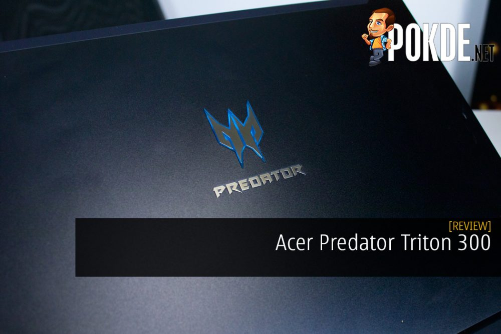 Acer Predator Triton 300 Review - Lightweight Gaming Laptop
