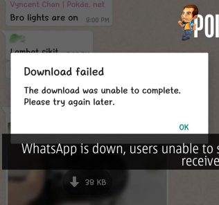 WhatsApp is down, users unable to send or receive media 23