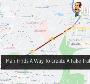 Man Finds A Way To Create A Fake Traffic Jam 24