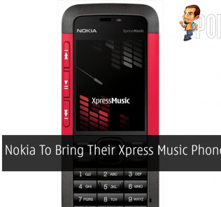 Nokia To Bring Their Xpress Music Phones Back 31