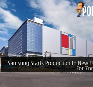 Samsung Starts Production In New EUV Line For 7nm Chips 25