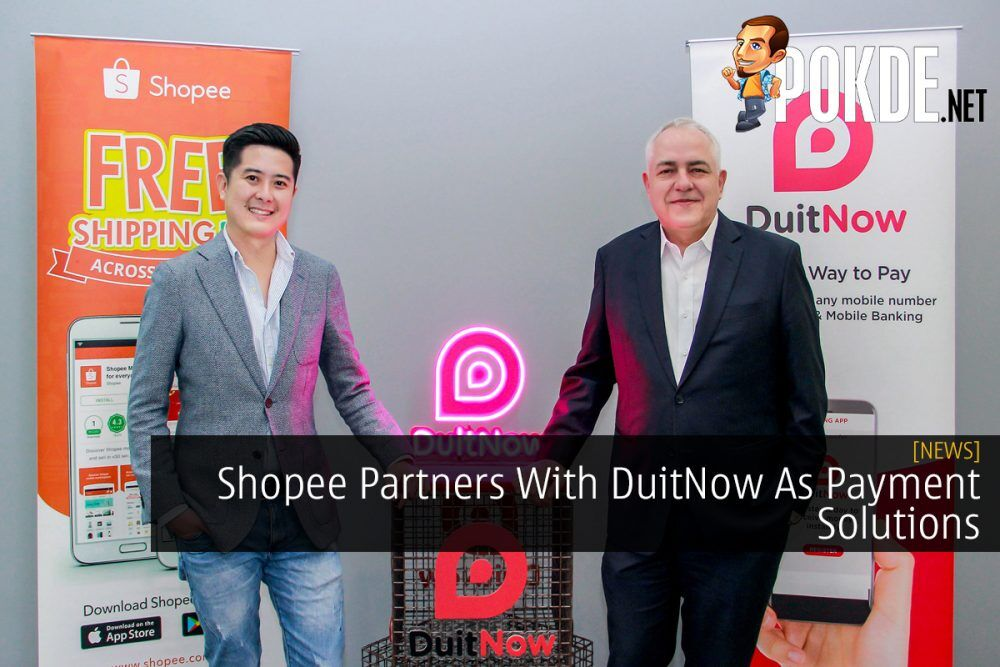 Shopee Partners With DuitNow As Payment Solutions 23
