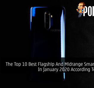 The Top 10 Best Flagship And Midrange Smartphones In January 2020 According To Antutu 27