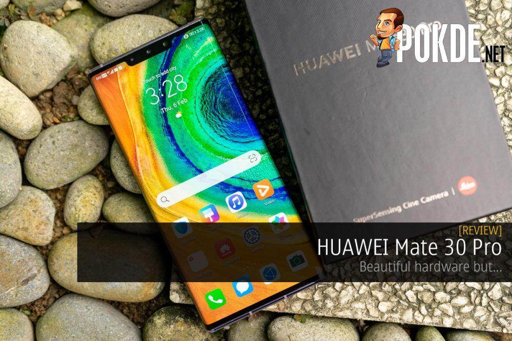 HUAWEI Mate 30 Pro Review — beautiful hardware but... 15