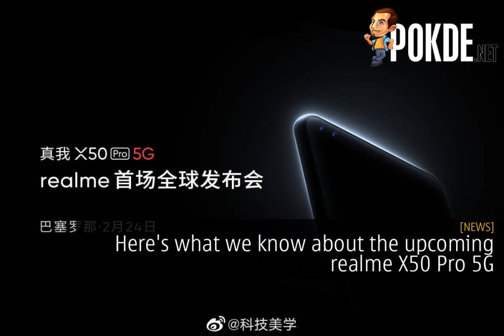 Here's what we know about the upcoming realme X50 Pro 5G 17