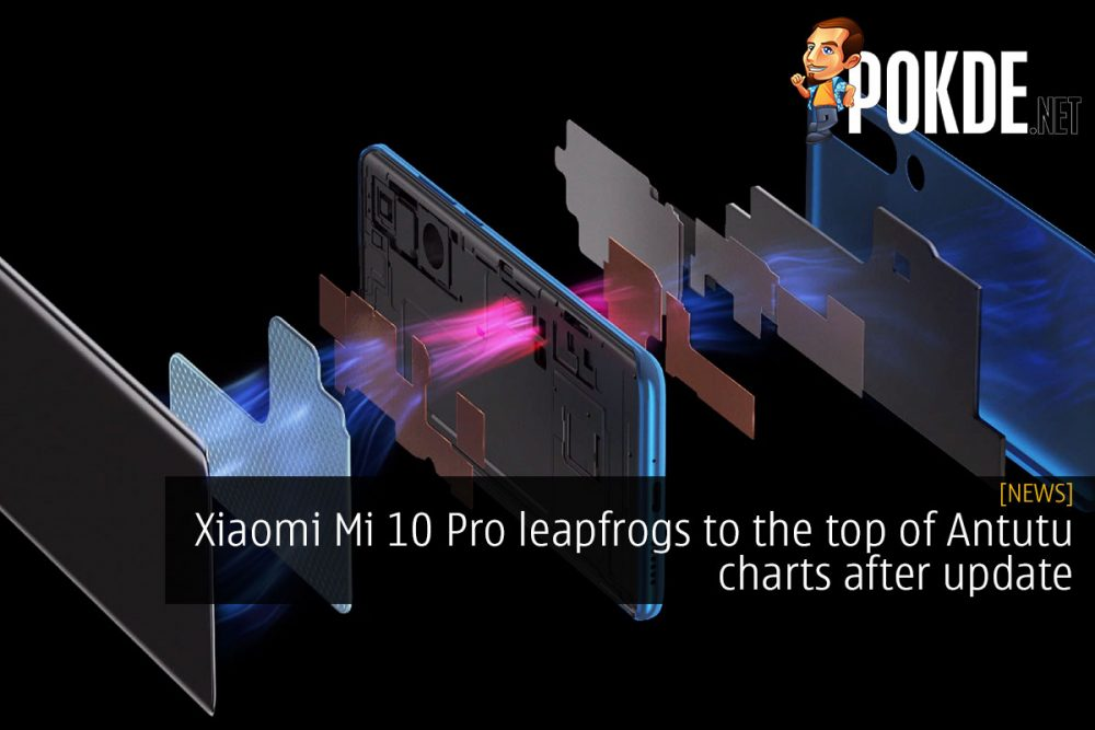 Xiaomi Mi 10 Pro leapfrogs to the top of Antutu charts after update 21