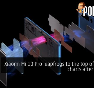 Xiaomi Mi 10 Pro leapfrogs to the top of Antutu charts after update 28