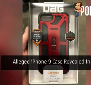 Alleged iPhone 9 Case Revealed In The US 26
