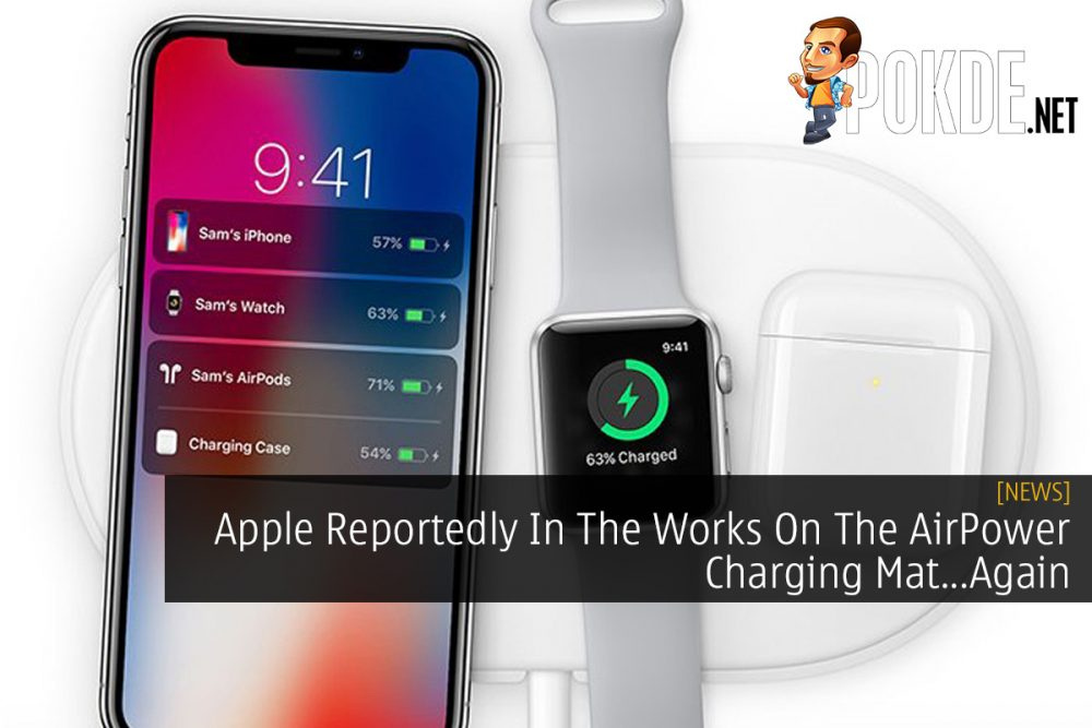 Apple Reportedly In The Works On The AirPower Charging Mat...Again 24