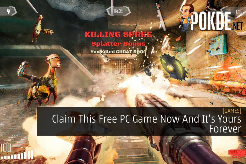 Claim This Free PC Game Now And It's Yours Forever 22