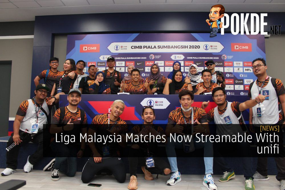 Liga Malaysia Matches Now Streamable With unifi 18