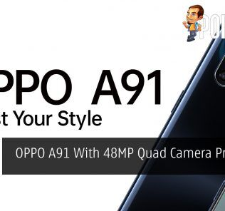 OPPO A91 With 48MP Quad Camera Priced At RM999 26