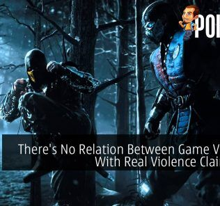 There's No Relation Between Game Violence With Real Violence Claims APA 28
