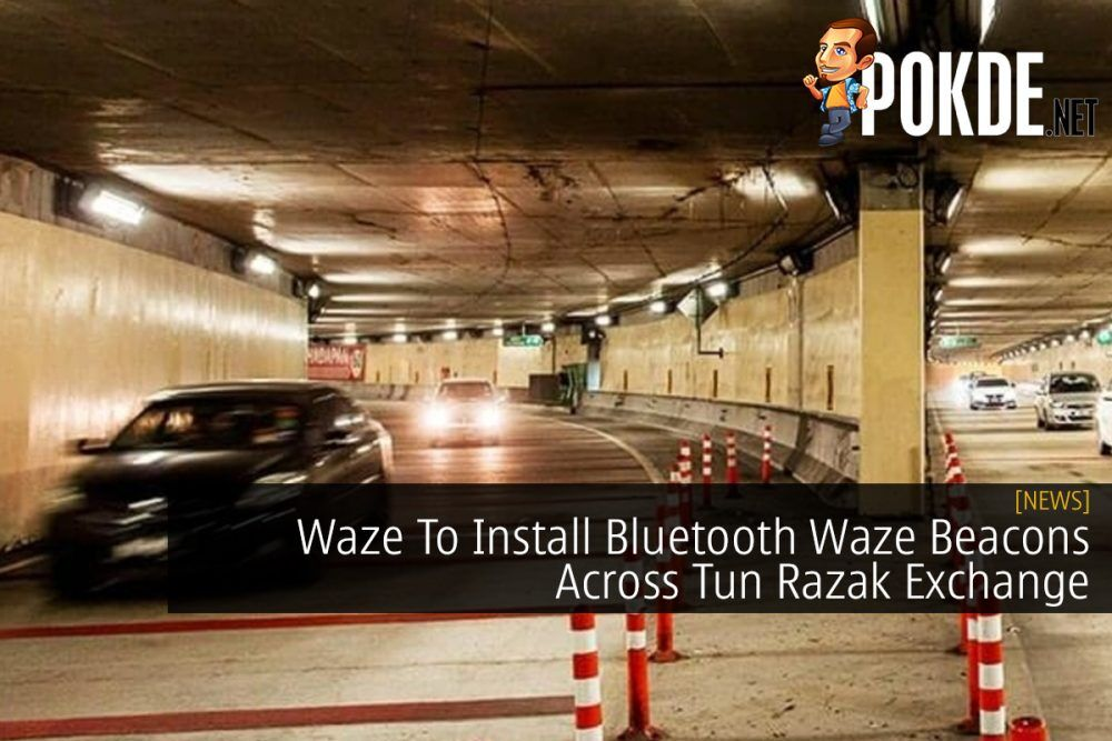 Waze To Install Bluetooth Waze Beacons Across Tun Razak Exchange 26