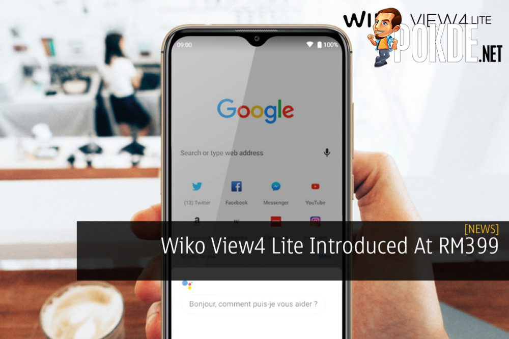 Wiko View4 Lite Introduced At RM399 25